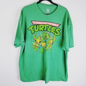 Ninja Turtles graphic tshirt short sleeve xxl